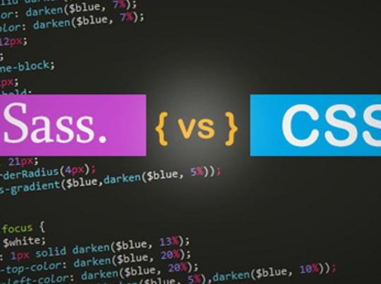 كورس تعلم لغة ساسس لبرمجة واجهات المواقع