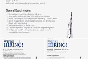 Architect Careers